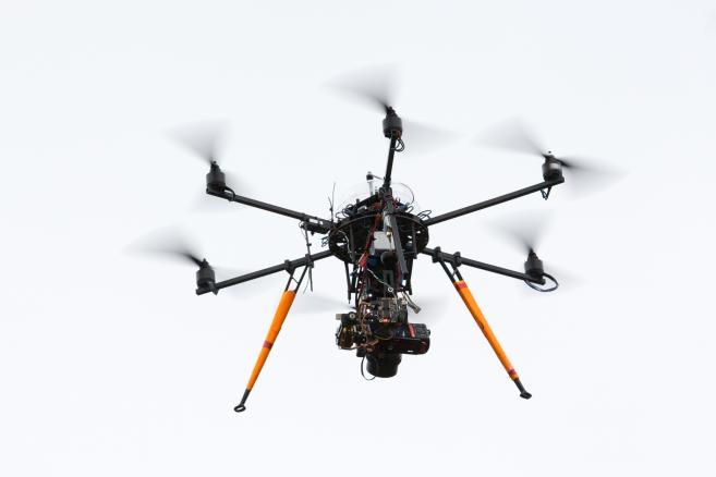 Kolejowe drony. Na szynach?
