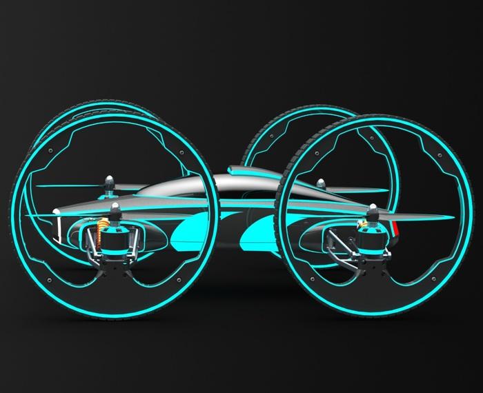 Rewelacyjny auto-dron doczeka się drugiej generacji?