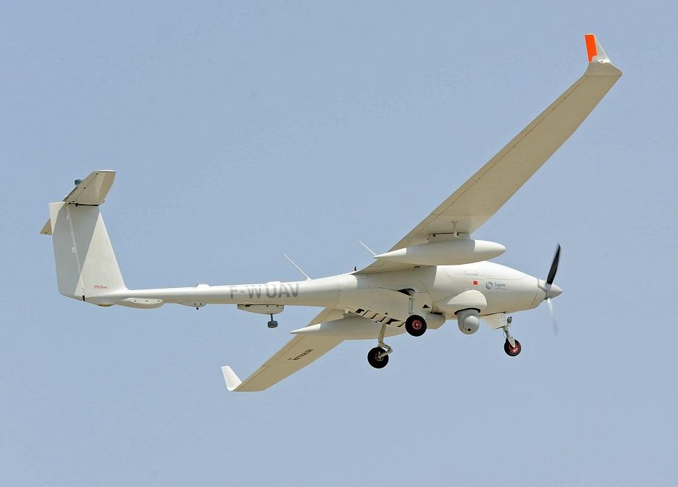 Sagem's Patroller UAV, i-hls.com
