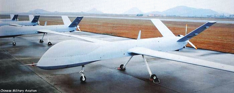 Wing Loong / fot: chinese-military-aviation.blogspot.com