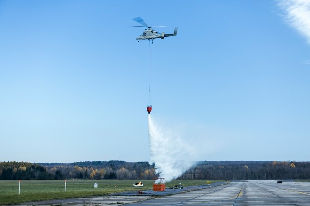 Tandem dronów od  Lockheed Martin ugasi każdy pożar!