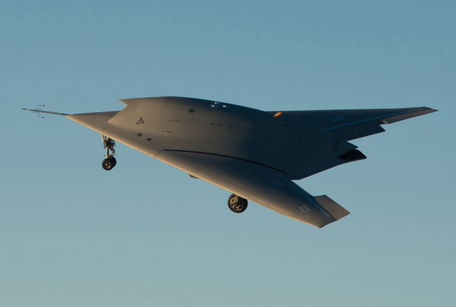 Dassault nEUROn, fot: wiadomosci.wp.pl