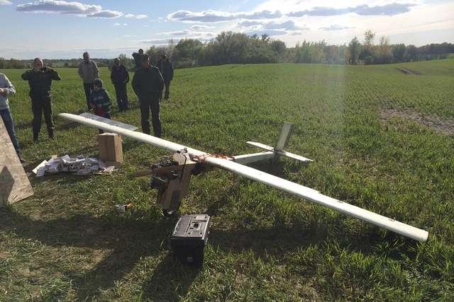 Chałupniczy dron przemycał papierosy z Rosji do Litwy.