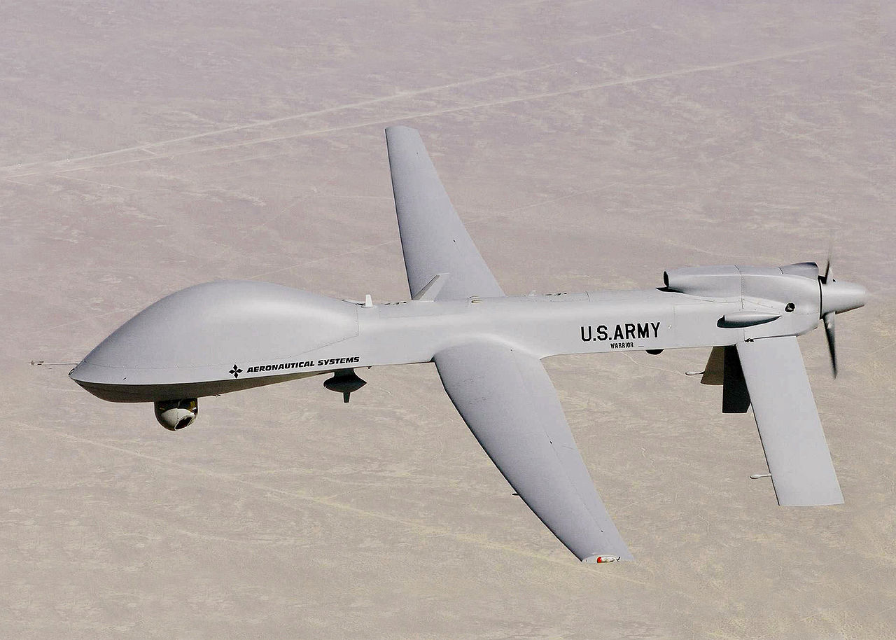 MQ-1C Gray Eagle, fot: http://en.wikipedia.org/wiki/General_Atomics_MQ-1C_Gray_Eagle