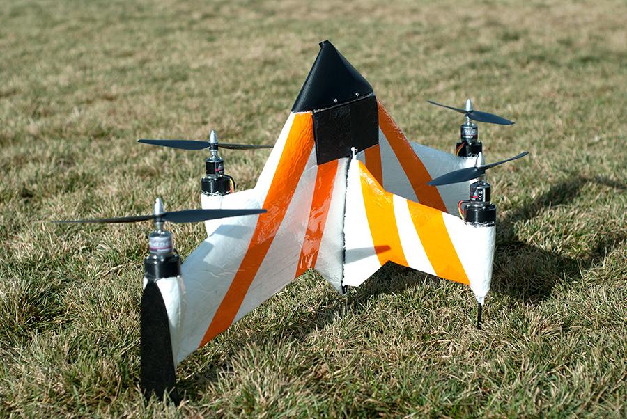 xCraft X PlusOne, czyli kolejny dron hybrydowy.