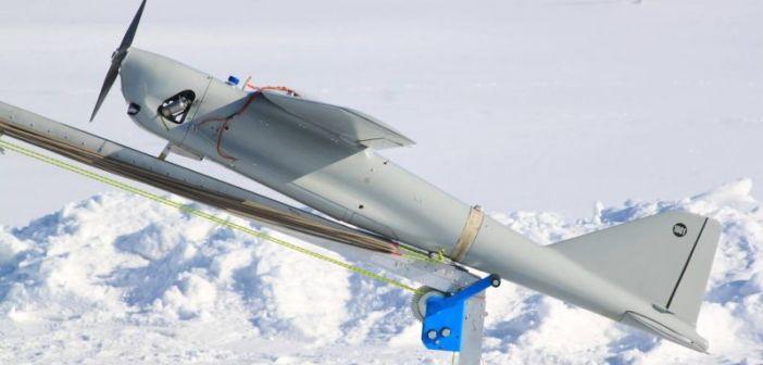 Orlan-10 na wyrzutni, fot: dronezine.it