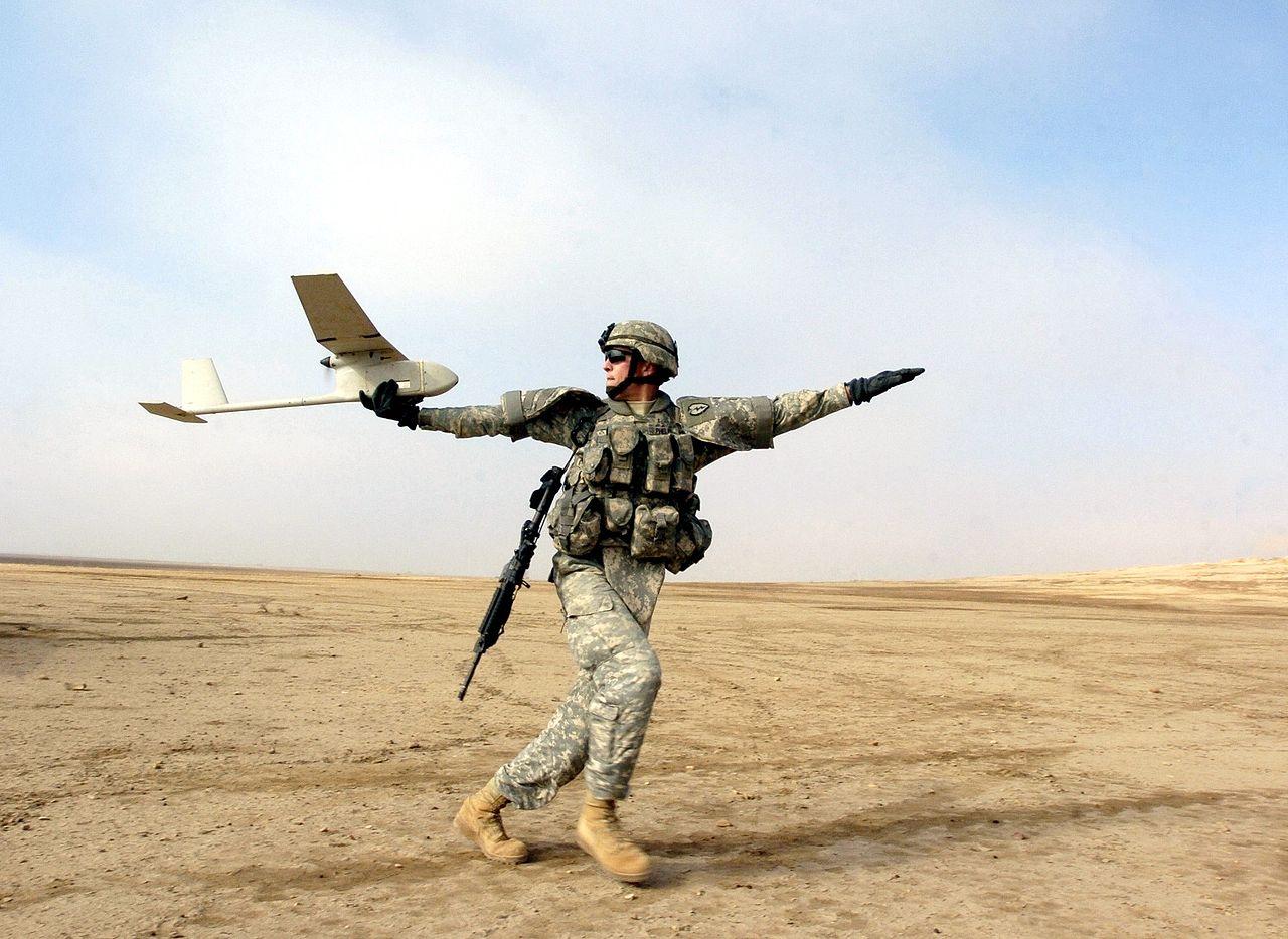 RQ-11B Raven, fot: wikipedia