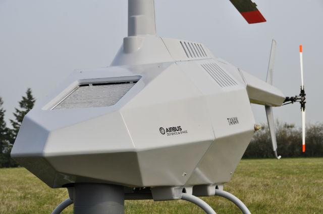 TANAN – bezzałogowy, taktyczny i europejski mini-śmigłowiec.