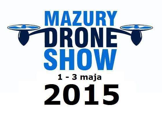 Mazury Drone Show 2015, fot: aspoland.com