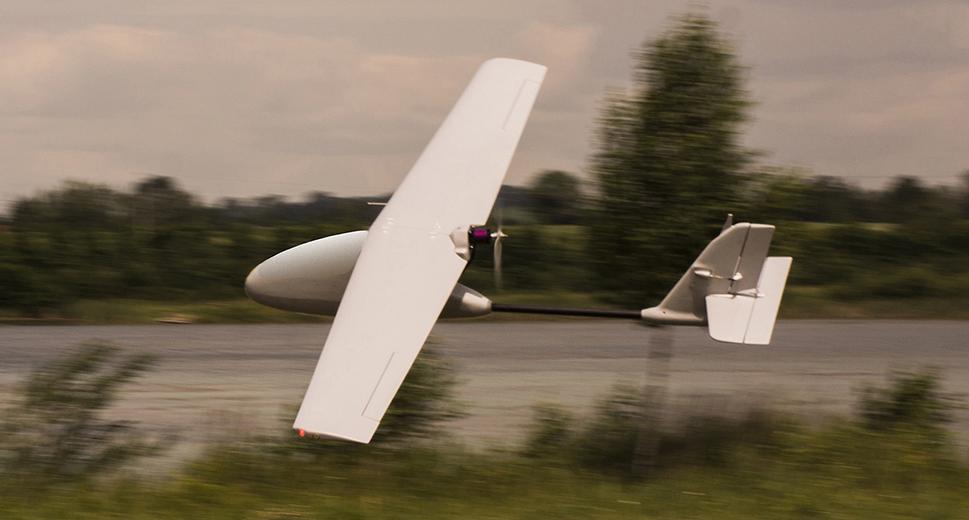 FT03 wchodzący w skład systemu FENIX, fot: FlyTech Solutions