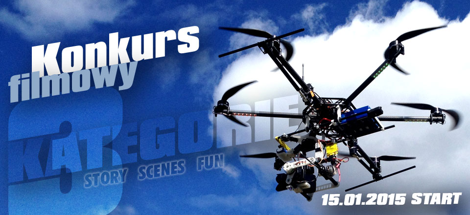 DRON Festiwal, fot: dronfestiwal.pl