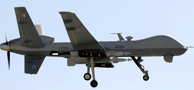 MQ-9 Reaper, Fot. USAF
