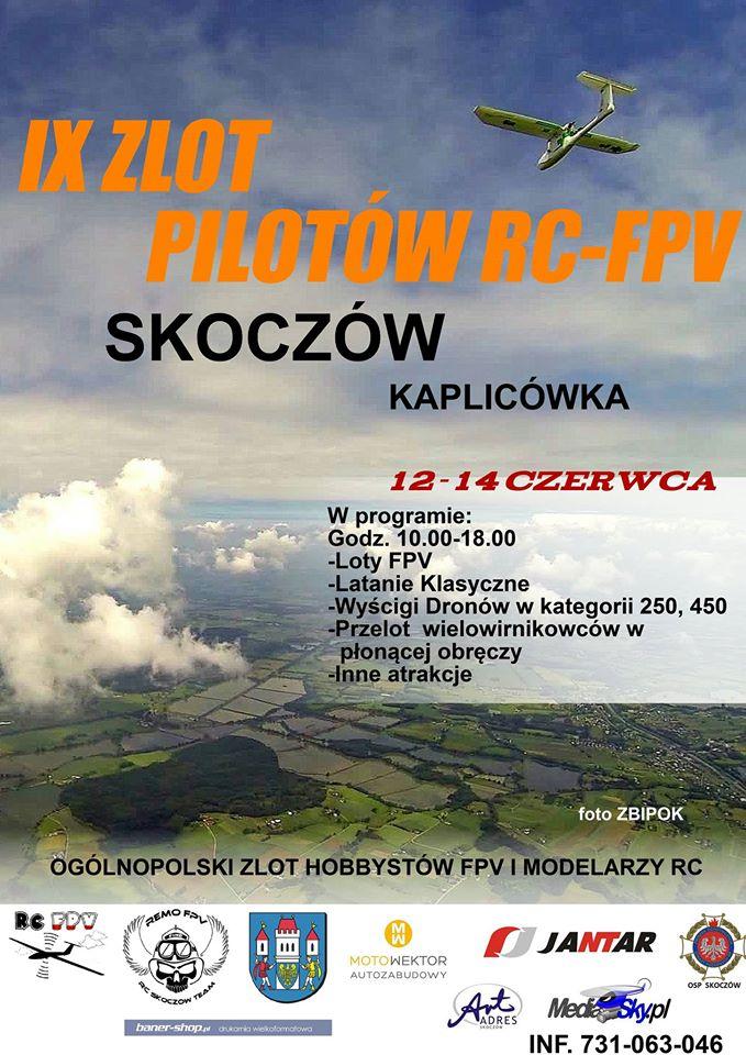 IX Zlot Pilotów RC-FPV – Skoczów, Kaplicówka [12-14.06.2015]