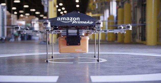 Prime Air , fot Amazon