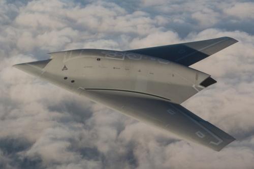 nEUROn, fot: Dassault Aviation