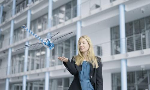 Ważka / BionicOpter, fot: Festo.com