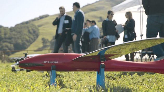 bezzałogowiec z systemem AIP, fot:Airware
