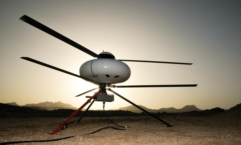 Francja: drony zwalczane przez drony