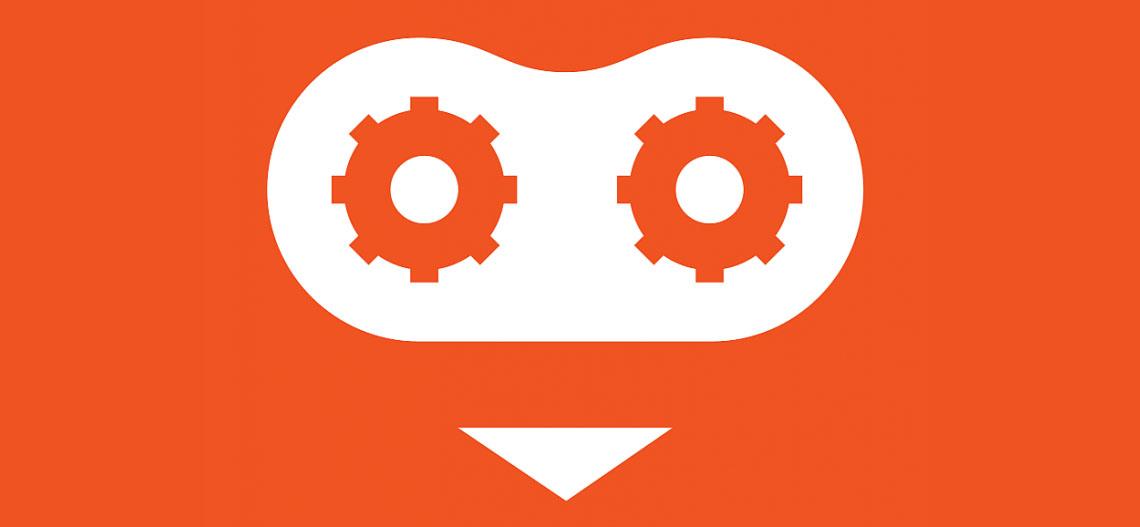 Oficjalne logo Parady Robotów