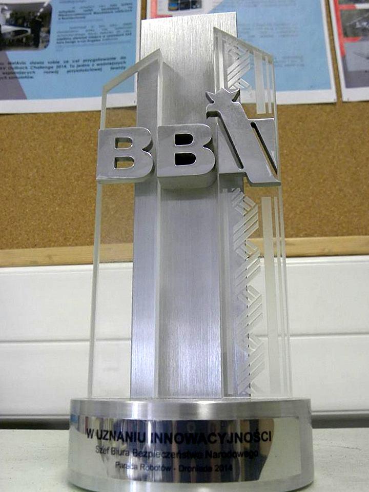 Statuetka BBN