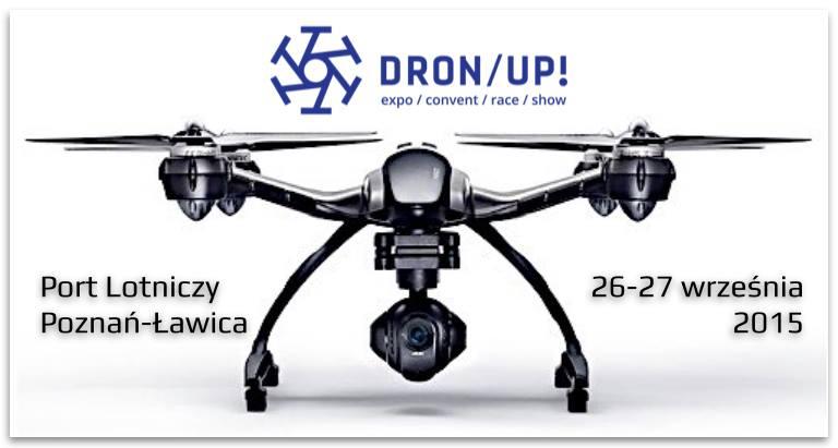 DRON/UP w Poznaniu [26-27.09.2015]