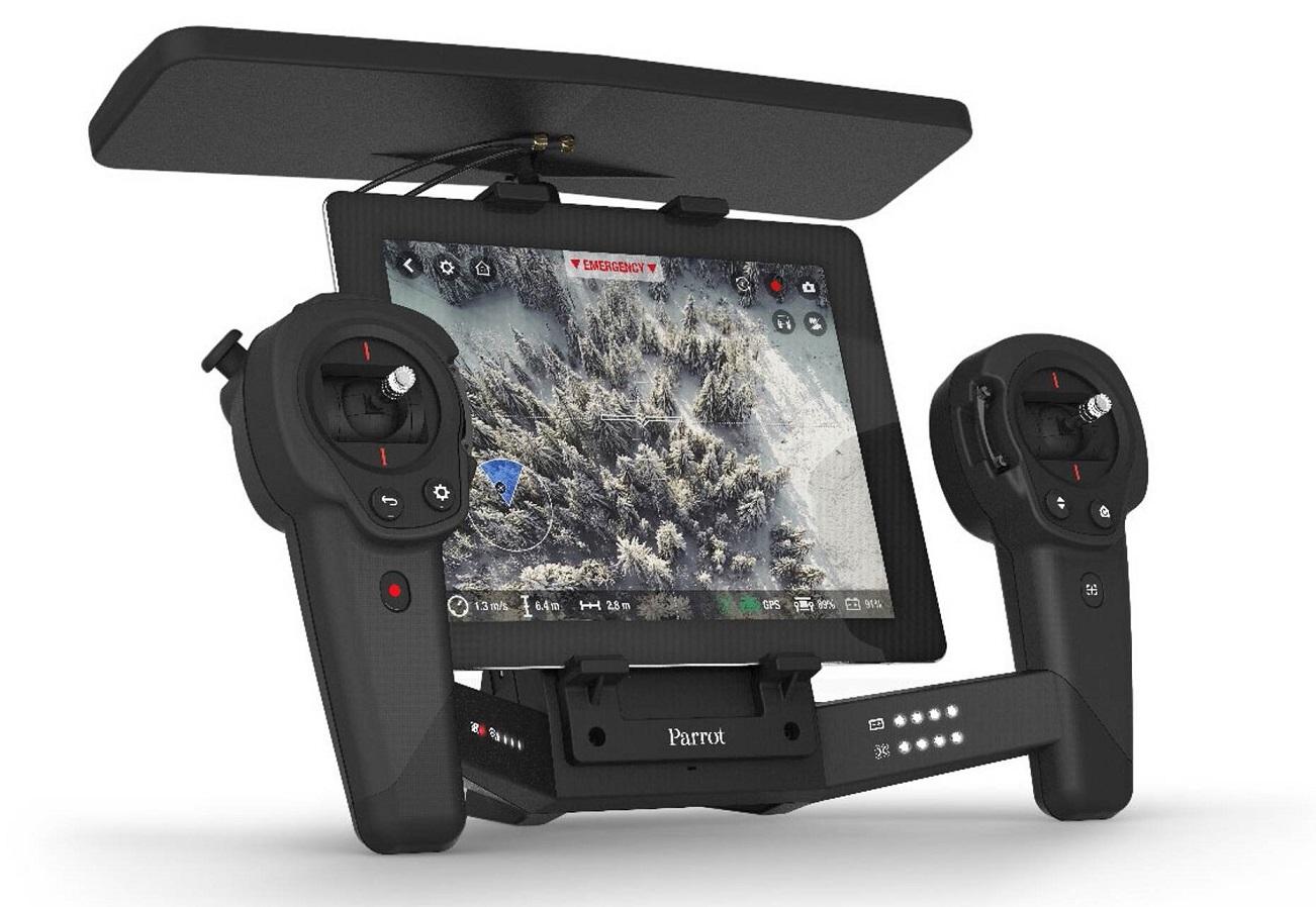 Skycontroller Black Edition do Parrot BeBop 2