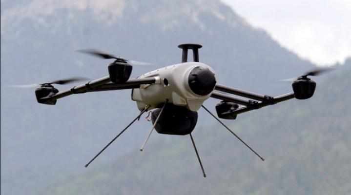 Czy Hollywood zaleje fala dronów?