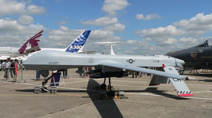 Problemy USA. Poważnie braki w personelu do obsługi dronów uderzeniowych.