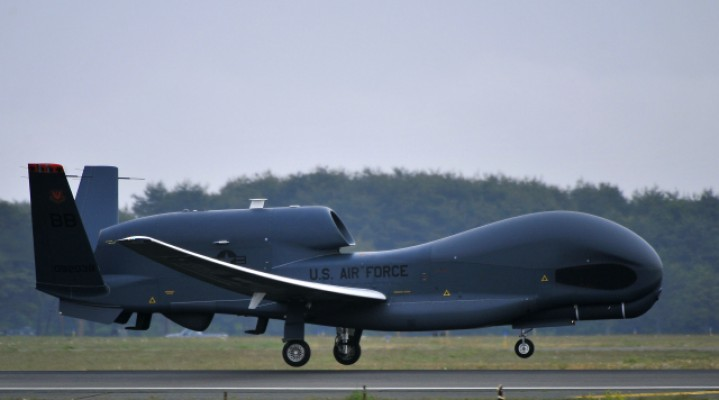 Global Hawk'i w służbie Korei Pd.