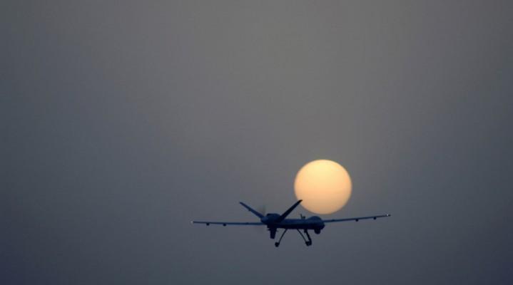 Pierwsze naloty USA na Syrię za nami. Ataki poprzedzone zwiadem dronów.