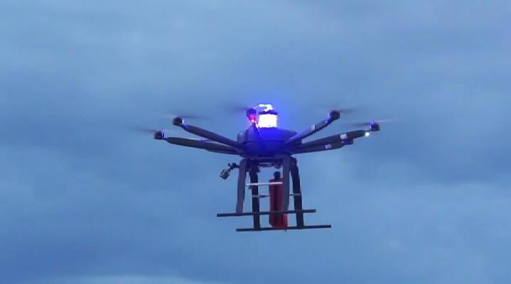 Będą ratować nas drony? Tak, tak. W Polsce!
