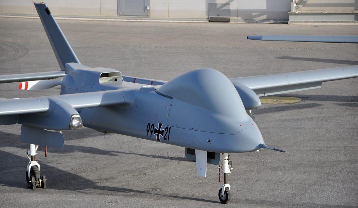 Airbus będzie odpowiadać za eksploatację dronów Heron 1 w ramach usług dla rządu niemieckiego również w Mali