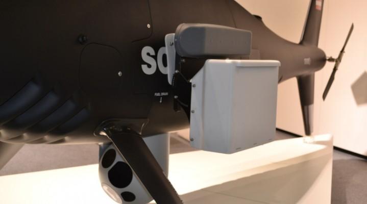 Mały śmigłowiec S-100 Camcopter do zadań specjalnych