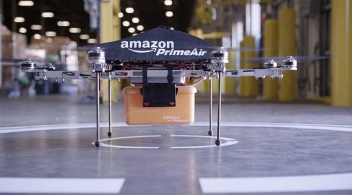 Drony Amazon'a w USA póki co jednak nie polecą, …, ale może w Indiach?