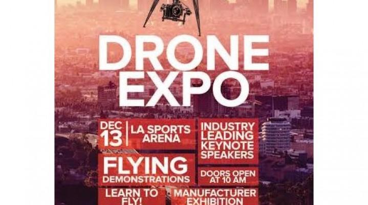 DRONE EXPO. Już w przyszłą sobotę!