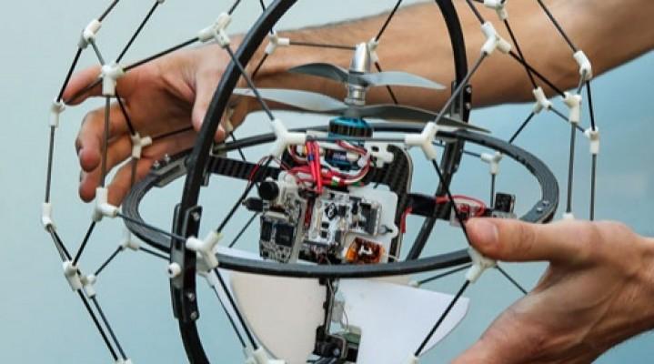 """Pomysł za milion dolarów. Konkurs """"Drones for good"""" rozstrzygnięty."""