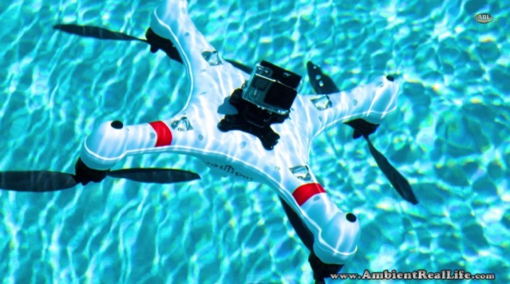 Mariner – dron amfibia