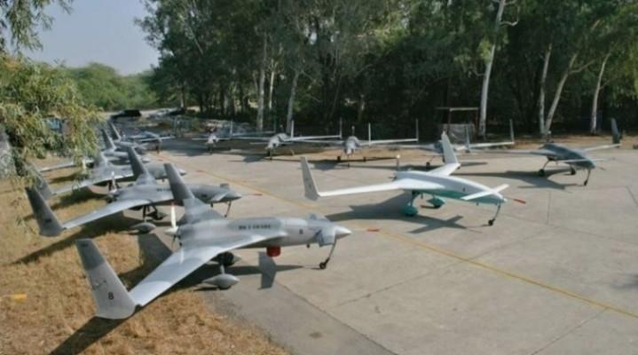 Pakistańskie drony uderzeniowe już po pierwszych, udanych testach.
