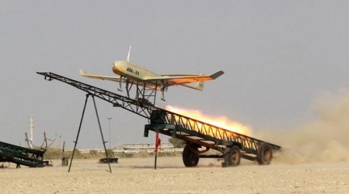 Iran testuje samobójcze drony!